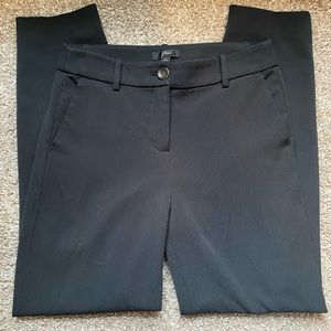 J. Crew ankle cropped pants